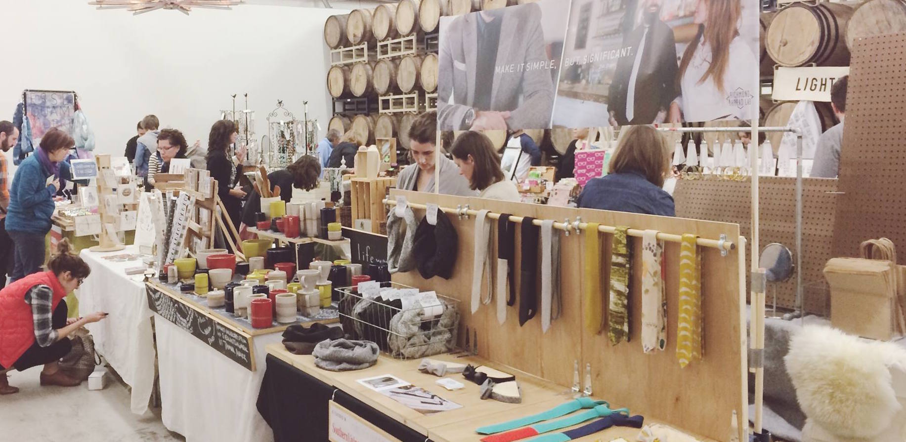 Holiday Craft Shows In Richmond